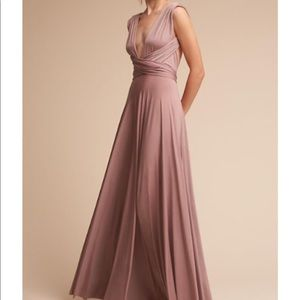 BHLDN Dresses - bhldn/Two birds Ginger Convertible Maxi Dress